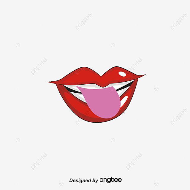 le dessin de la langue de la bouche gratuit png et vecteur - Langue Dessin