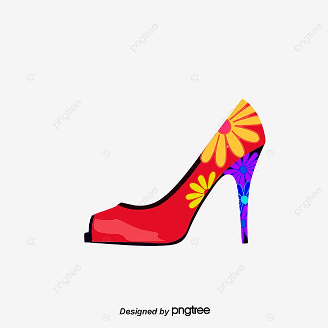 Png De Tacones Tacon Vector Dibujos Animados Alto Zapatos CxoBQrdtsh