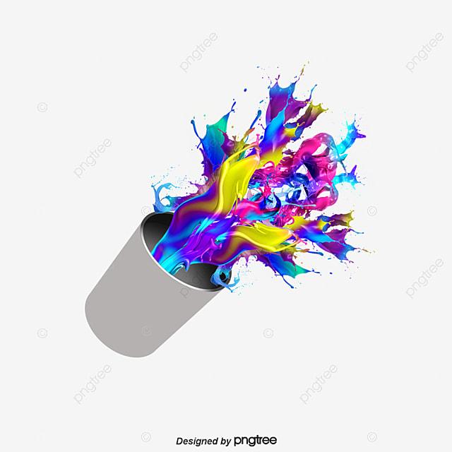 Vector de salpicaduras de pintura splash pintura color png y vector para descargar gratis - Salpicaduras de pintura ...