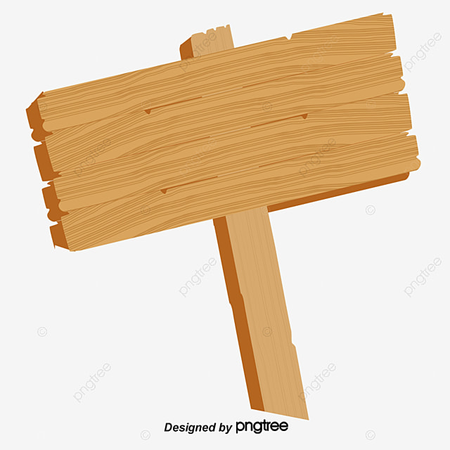 Sign board clipart brand wood png image and