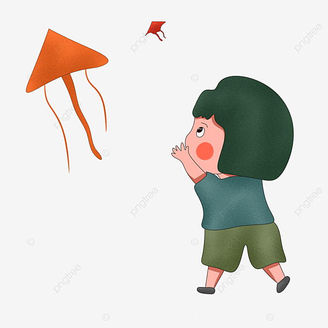 Excepcional A Criança Soltar Pipa, Kite, O Jogo, Jogar PNG Imagem para  CQ41