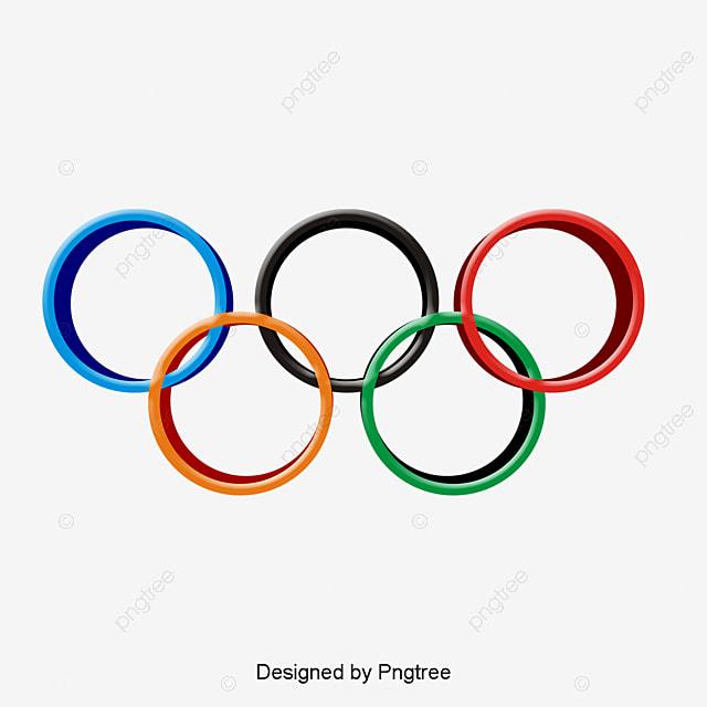 Los Anillos Olimpicos Juegos Olimpicos Anillos Mark Archivo Png Y
