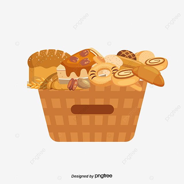 le sac et le panier de corne panier pain p u00e2te feuillet u00e9e