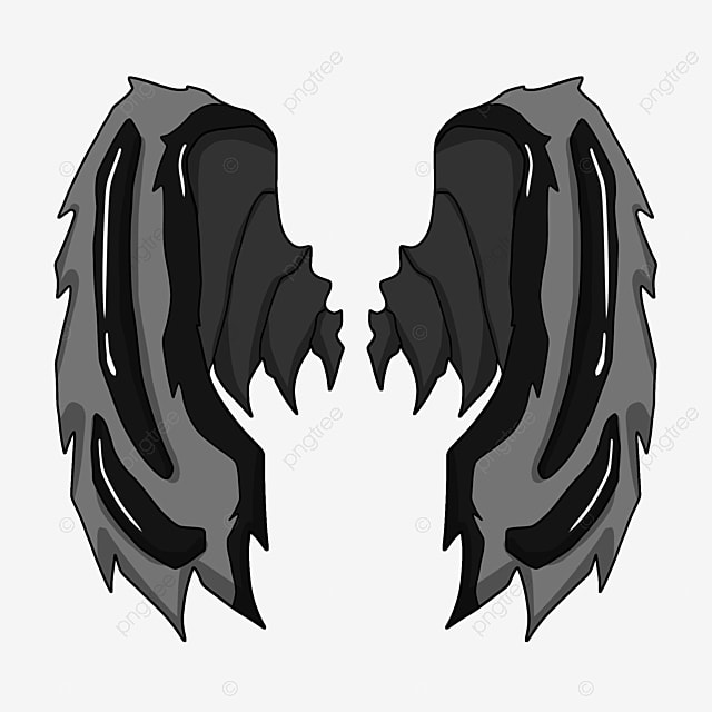 Black Wings, A Pair Of Wings, Product Kind, Black Feather ...
