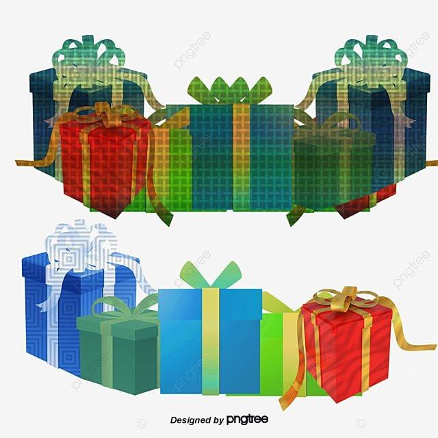 le tas de cadeaux un cadeau d anniversaire le tas de cadeaux bo u00eetes cadeau fichier png et psd