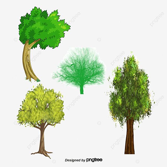Creative árboles Los árboles Bosque Planta Archivo PNG Y