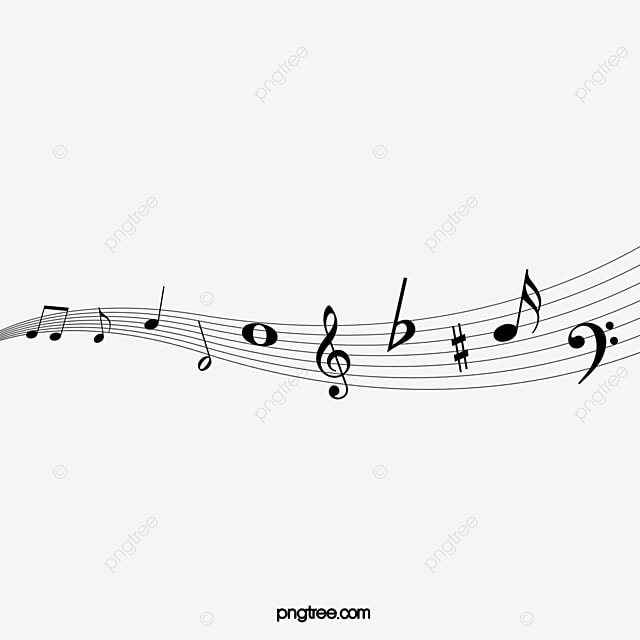 Flying Music Symbol Music Sheet Music Symbol Png And Vector For