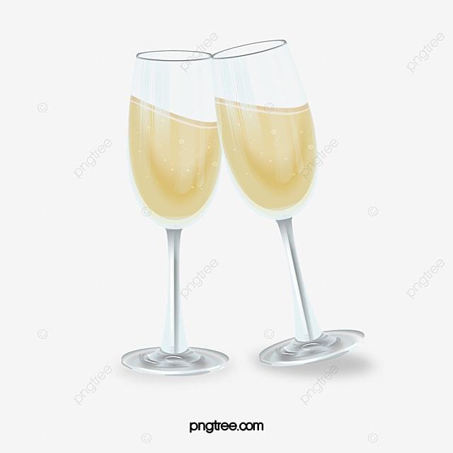 dois copos de champanhe de desenho vetorial  vector  pintados  u00e0 m u00e3o  ta u00e7a de champanhe png e clip art wine glass clipart wine glass half full