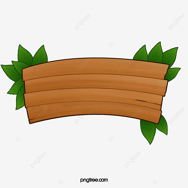 Cartoon letrero de madera cartoon tag madera png image - Letreros en madera ...