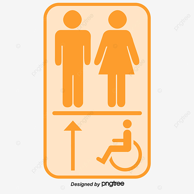 vector toilet sign hd vector wheelchair png and vector for free rh pngtree com Men Working Graphics Gate Graphic