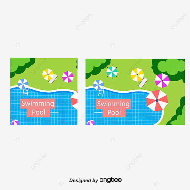 Vector Pool, HD, Vector, Survival Ring PNG and Vector