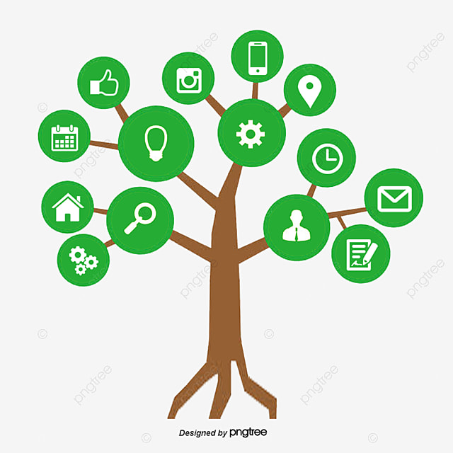 Vector business diagram tree creative geometry chart ppt element vector business diagram tree creative geometry chart ppt element png and vector ccuart Images