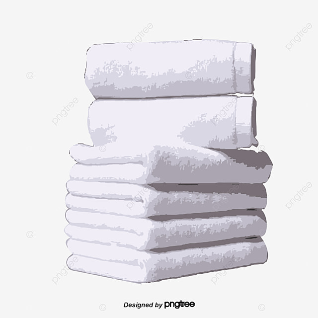 Mattress Stack Png To Stack Of Towels White Neat Place Png And Psd Stack Of Towels File For Free Download