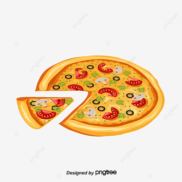 pizza vector material pizza vector material png and