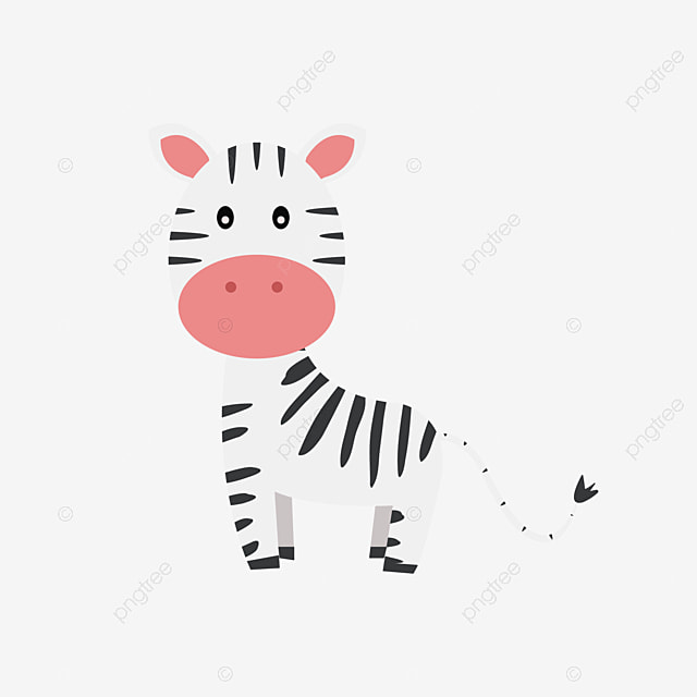 cartoon zebra cartoon zebra animal png image and clipart for free rh pngtree com zebra clip art public domain zebra clip art images