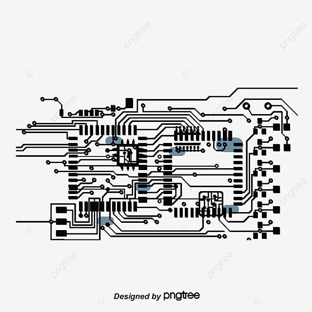 vector central processor circuit chip cpu png and vector for free rh pngtree com arm processor circuit diagram arm processor circuit diagram