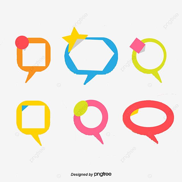 Irregular Dialog Dialog Balloon Text Box Png And Vector For Free