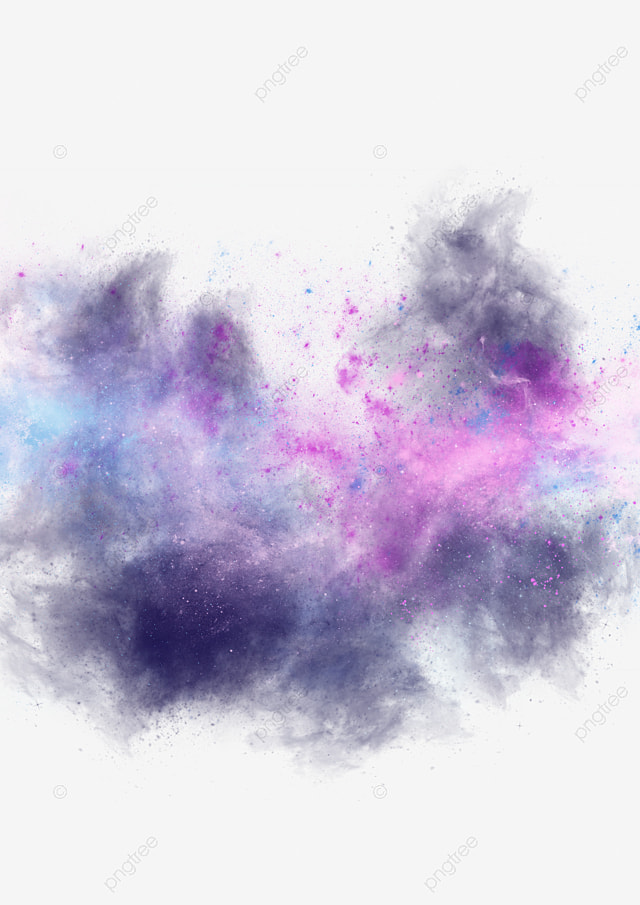 Color Spray Ink Splash Free PNG Image And Clipart
