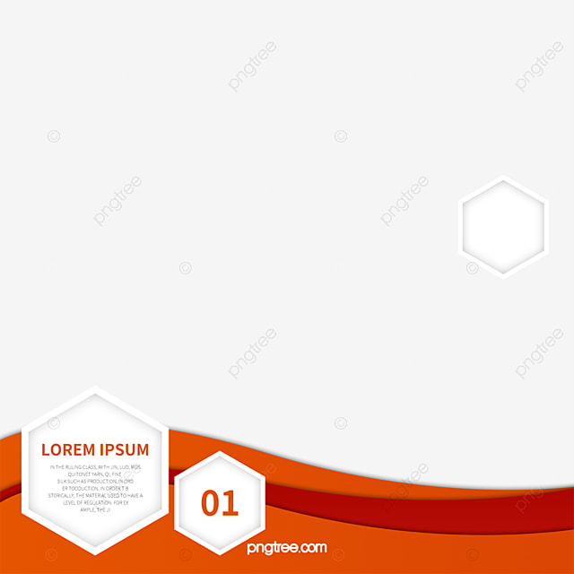 Ppt De Modèles En Matière De Vecteur Orange De Vagues
