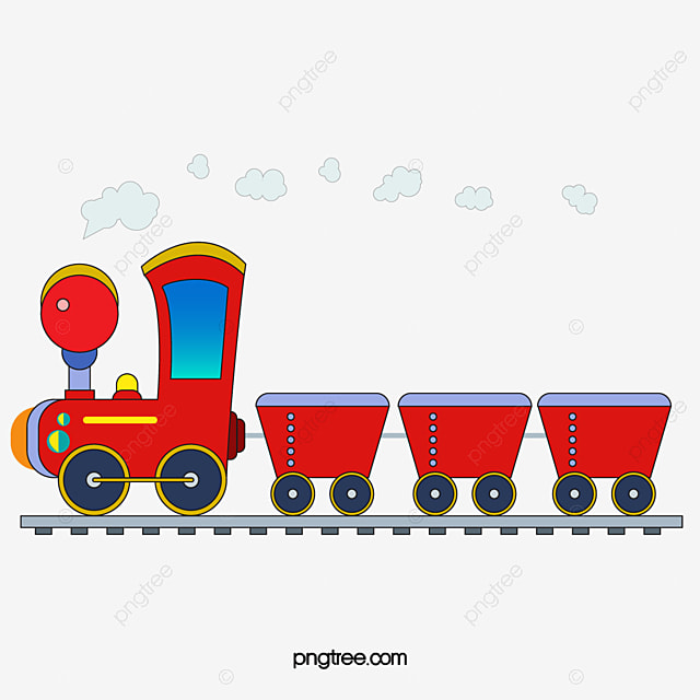 pull goods train train clipart train driving trains png image and
