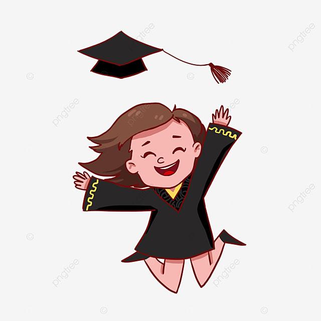 Felices Graduados Good Looking Graduate Muñeca Imagen Png Para