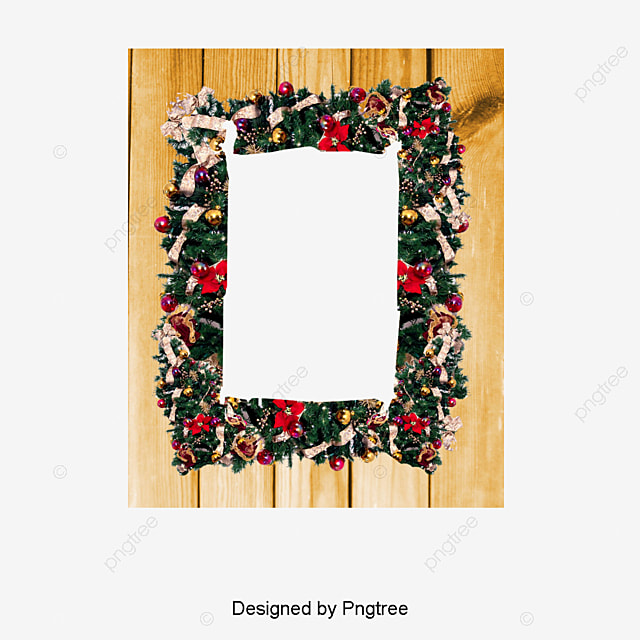 christmas frame picture frame clipart creative christmas christmas elements png and psd
