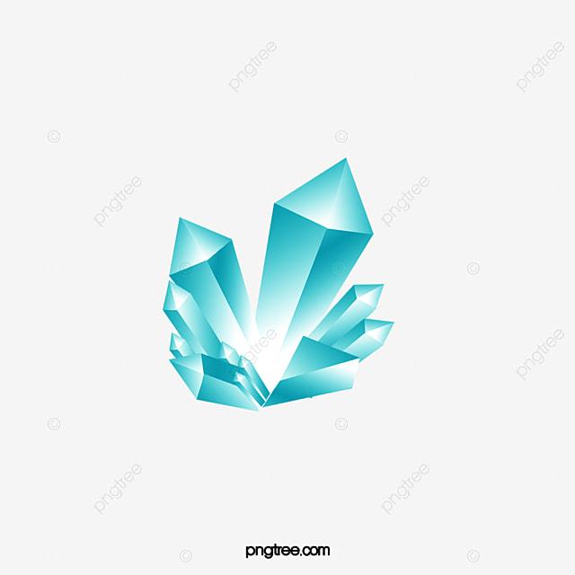 Кристаллы рисунок