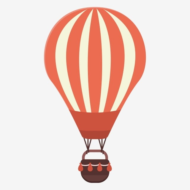 Beautiful Hot Air Balloon Balloon Clipart Hot Air Balloon Colored