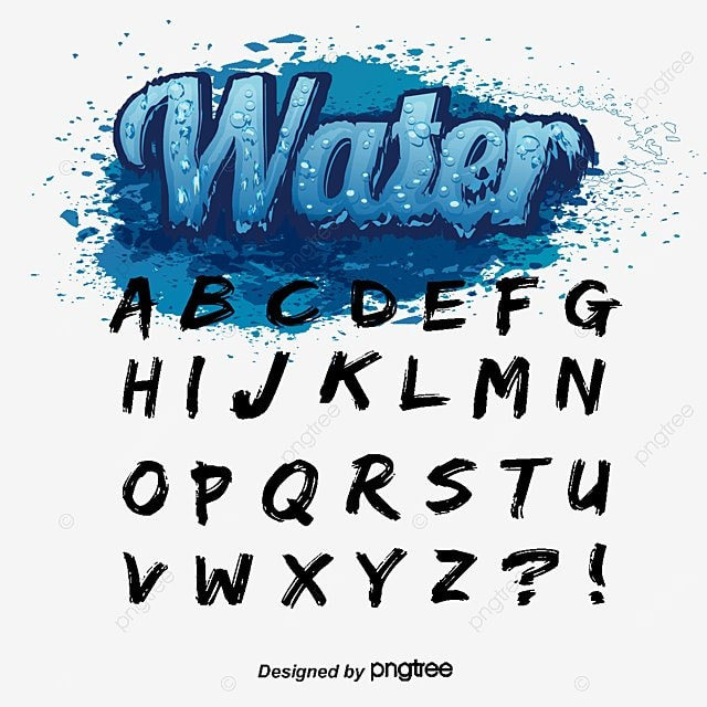 dripping letters font letters vector material letters 21423 | 1ae20ac8ed4859bed1b8b0d9f994153c