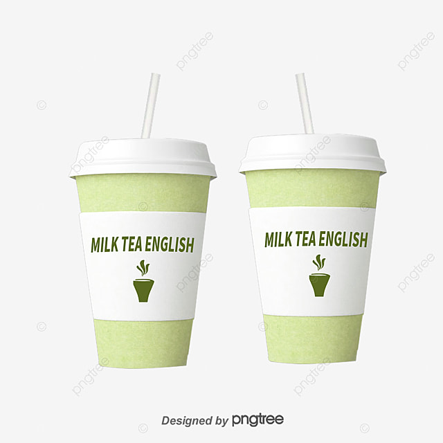 Paper Coffee Cup Three Cups Creative PNG And PSD