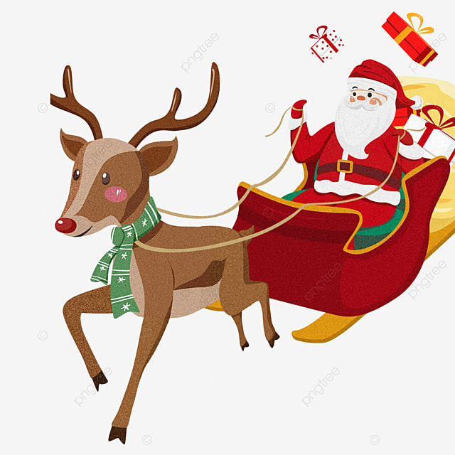 santa s sleigh silhouette  christmas  sleigh  sleigh silhouette png image and clipart for free santa sleigh clip art no background santa sleigh clipart free