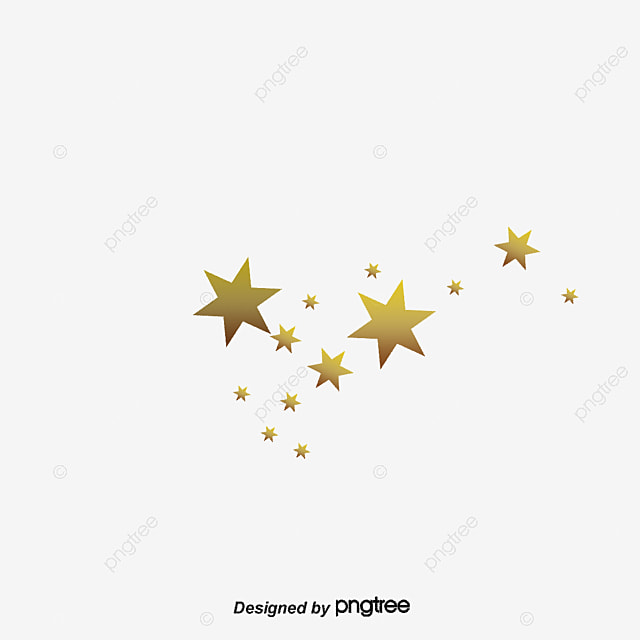 Stars Border Shading Design Material, Star, Frame, Shading PNG and ...
