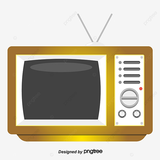 vector tv icons tv series tv set vector png and vector