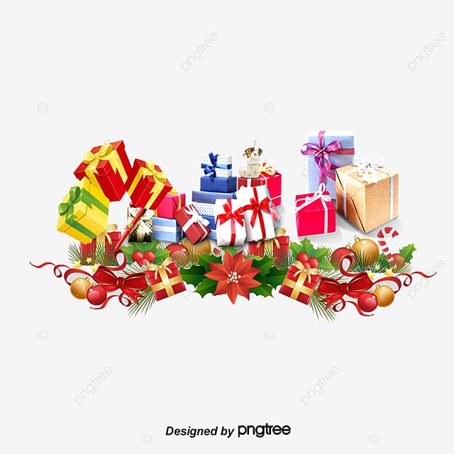 Christmas Gift Box Packaging Gift Clipart Christmas Present Box