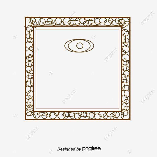 Renaissance Frame, Art History, Retro Pattern, Frame PNG and Vector ...