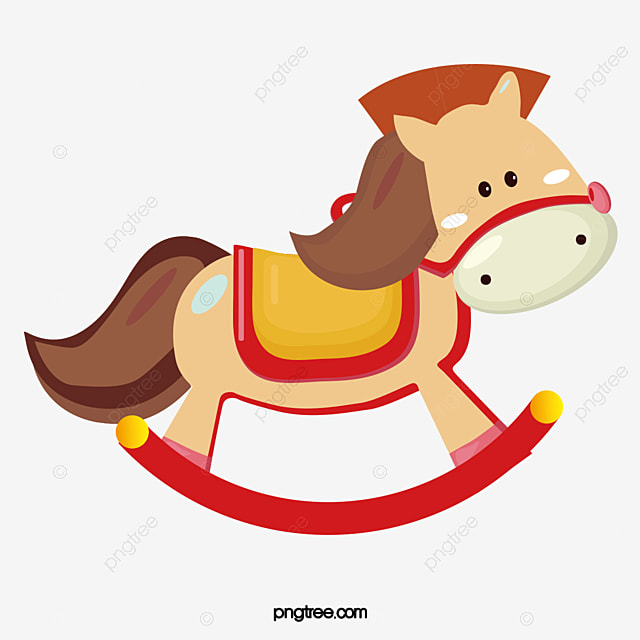 rocking horse horse clipart trojans carousel png image and rh pngtree com rocking horse clipart free rocking horse clipart black and white