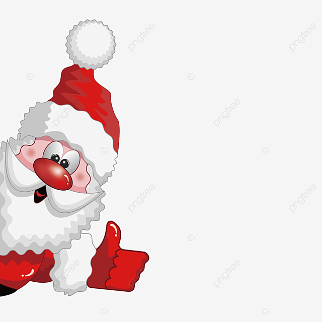 The Best Christmas Santa Clipart