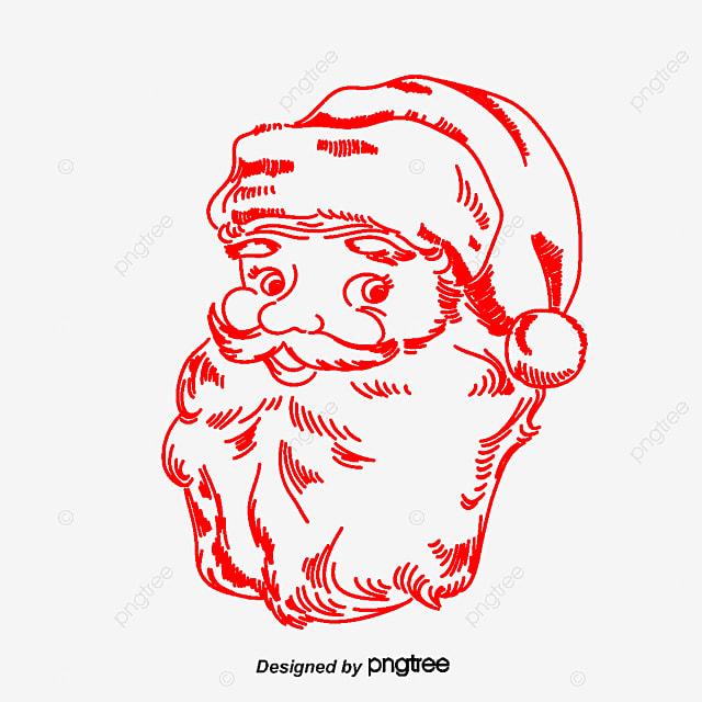 Vermelho De Papai Noel Vermelho Cartoon Papai Noel Natal
