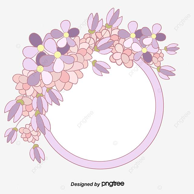 la fleur de cerisier en mati u00e8re de cadre flottant fronti u00e8re de fleurs sakura mat u00e9riau de cadre