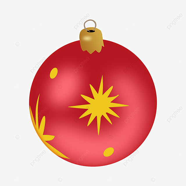 Christmas Blue Ball Decoration Tree PNG Image And