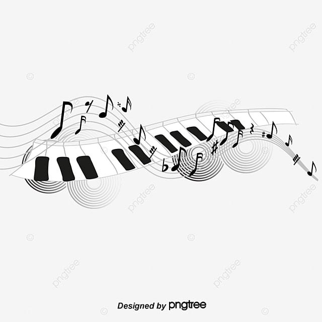 無料ダウンロードのための曲楽譜音符音符 踊る音符は 舞う音符は ピアノ