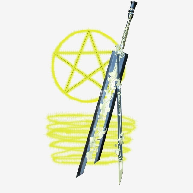 Amazing Light Laser Sword, Sword Clipart, Lightsaber, Arms PNG Image And Clipart