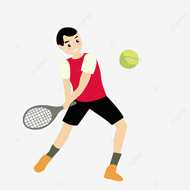 Table Tennis Silhouette Tennis Clipart Hd Clips Sprout