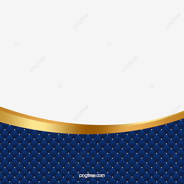 Blue Border Metal Frame Vector Border Png And Vector For