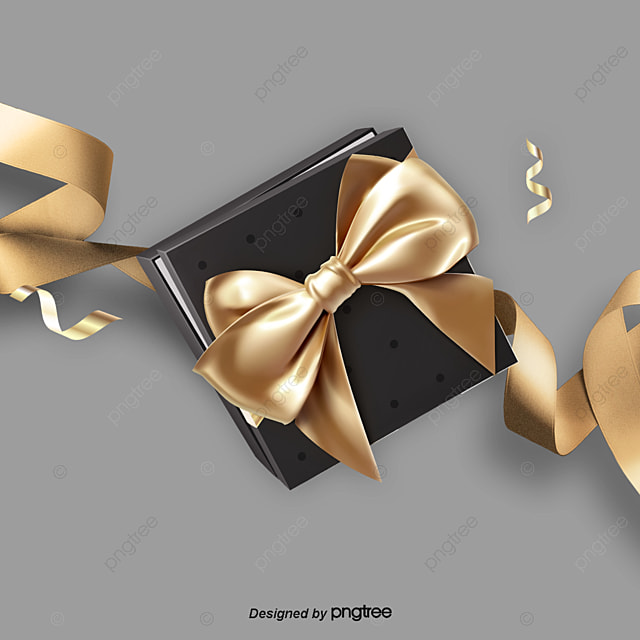 Gift box png images vectors and psd files free download on pngtree gold wrapped gift box atmosphere solid small png image negle Images