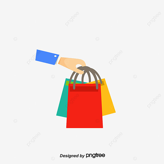Business Shopping Bags Ppt Color Shopping Bag Png And Vector For