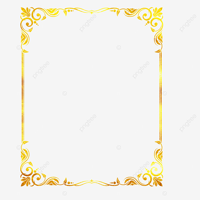 Nice Borders Png Images Vector And Psd Files Free