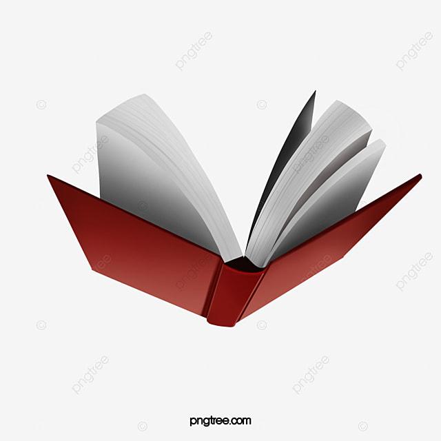 Livre Ouvert Livre Rouge Livres Livre Ouvert Fichier Png