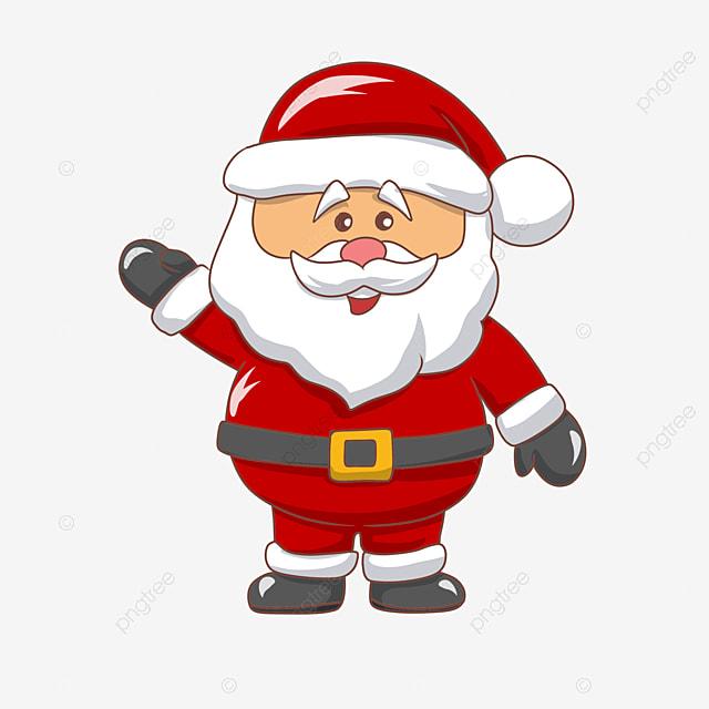 merry christmas santa holding a sign santa clipart sign clipart