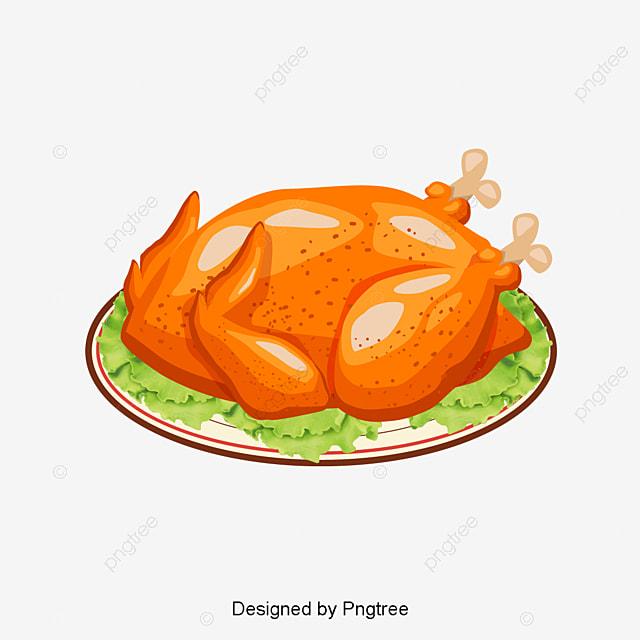 un plat de poulet sans boucle de mat u00e9riau produit cuisse